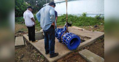 Avanzan mejoras en el sistema de abastecimiento de agua en Altamira