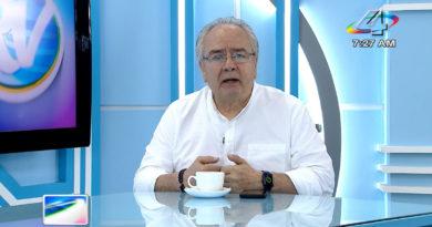 Doctor Gustavo Porras en la Revista en Vivo, lunes 2 de agosto de 2021