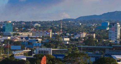 Centro de Managua, Nicaragua