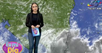 Clima en Nicaragua: Ambiente caluroso y probabilidades de lluvias por la tarde