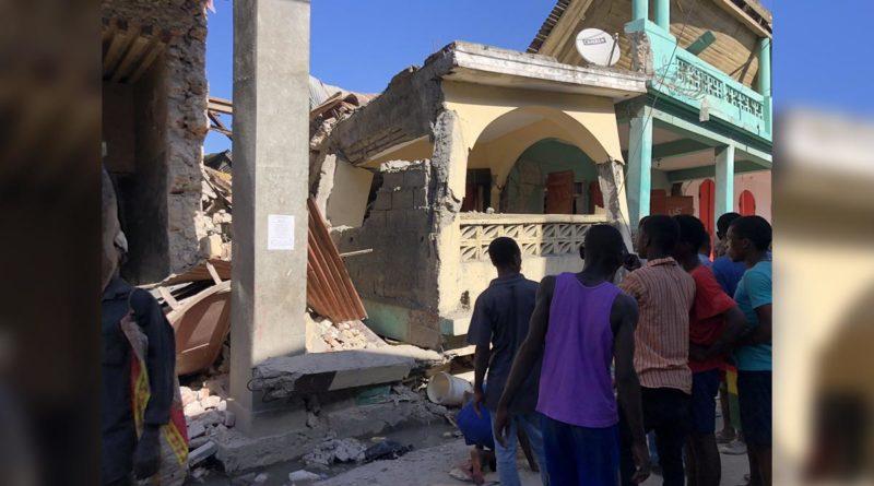 Nicaragua envía condolencias al pueblo de Haití tras devastador terremoto