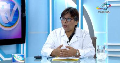 Ministra Martha Reyes en la Revista en Vivo, lunes 16 de agosto de 2021