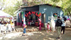 Puesto de Salud en la comunidad Los Navarrete en San Rafael del Sur