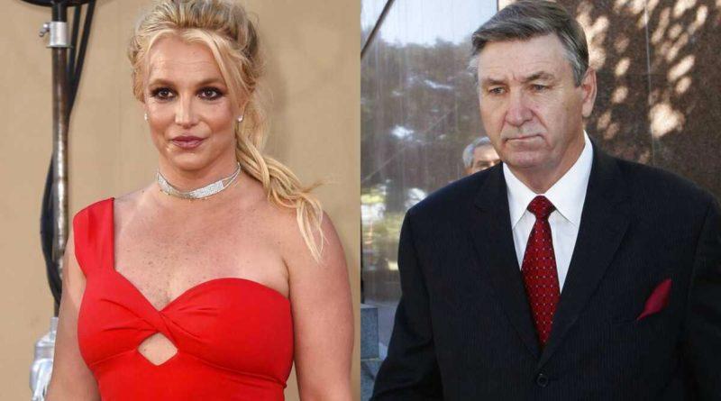 Jaime Spears y Britney Spears