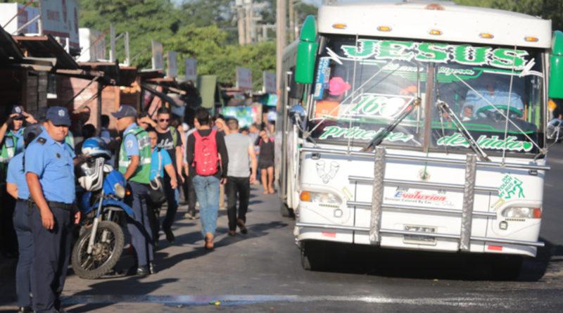 Unidad de transporte público de pasajeros