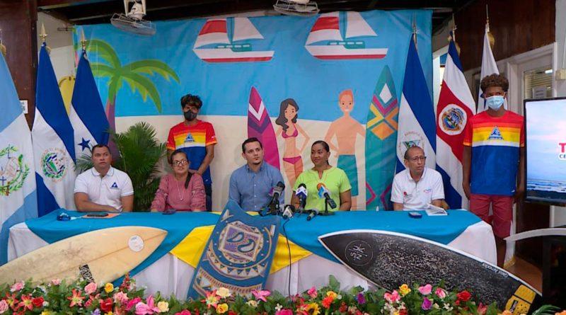 INTUR y FEDESURFNICA desarrollarán Torneo Centroamericano de Surf