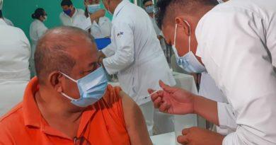 Más personas son vacunadas contra la Covid-19 en Nicaragua