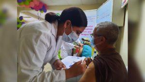 Vacunación contra la Covid-19 se desarrolla con éxito en Masaya