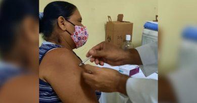 Gobierno Sandinista garantiza inmunización contra la Covid-19 en Nindirí