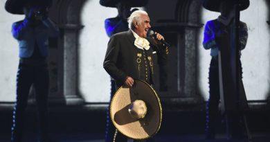Vicente Fernández sufre del síndrome de Guillain-Barré