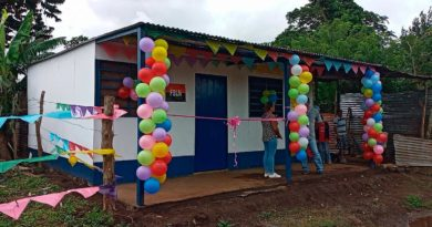 Nueva vivienda digna en Diriamba