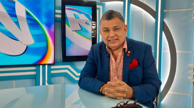 Diputado Wilfredo Navarro en Revista en Vivo, miércoles 11 de agosto de 2021
