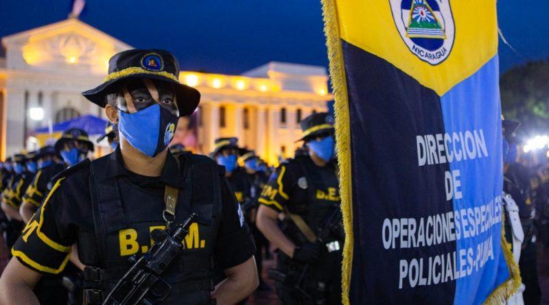 Acto Central del 37 Aniversario de la Dirección de Operaciones Especiales (DOEP)