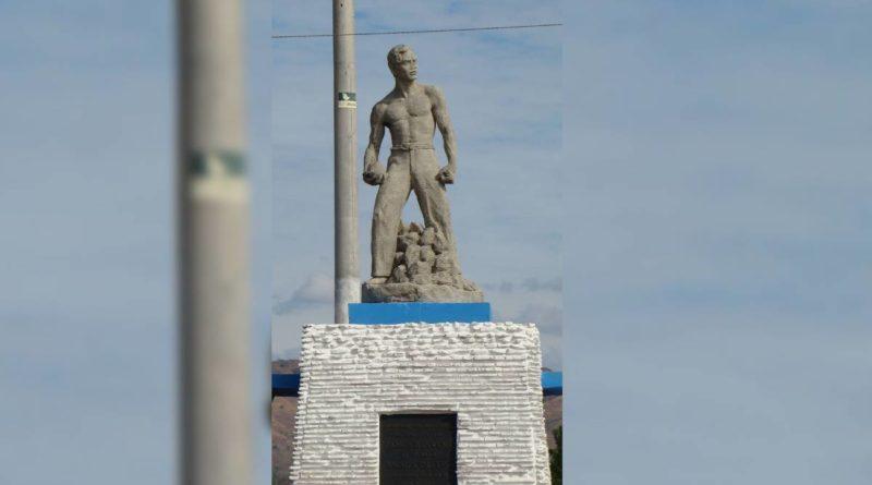 Foto Cortesía / Estatua de Andrés Castro