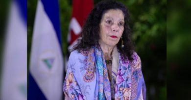 Declaraciones de Rosario Vicepresidenta de Nicaragua después del Acto Central del 37 Aniversario de la Dirección de Operaciones Especiales