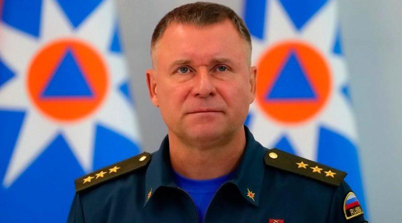 Yevgueni Zínichev, Ministro de Situaciones de Emergencias de la Federación de Rusia.