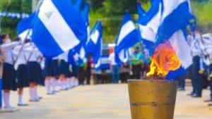 Una semana para celebrar el Bicentenario de Centroamérica y Batalla la de San Jacinto