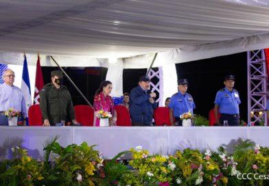Acto Central del 42 Aniversario de la Policía Nacional