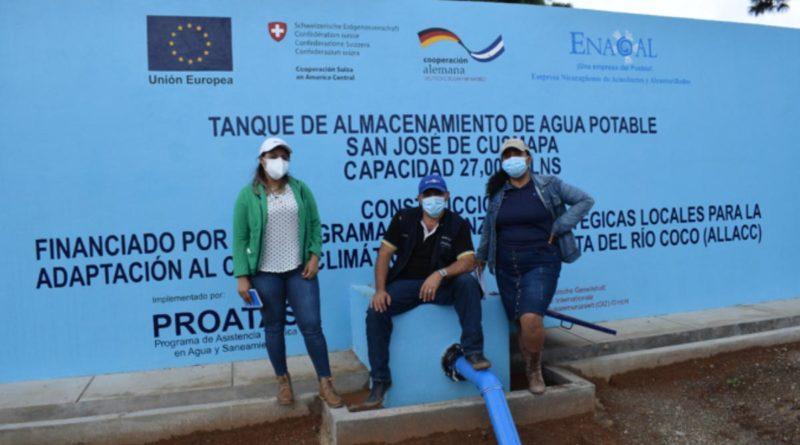 Sistema de Agua Potable en la Ciudad de Cusmapa, Madriz