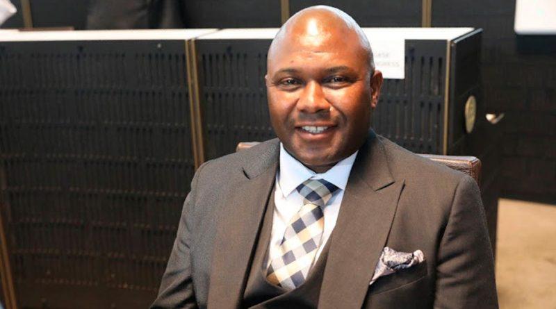 Hermano Jolidee Matongo, Alcalde de Johannesburgo (Q.E.P.D.)