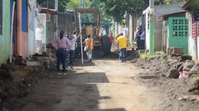 Avanza con éxito el Programa Calles Para el Pueblo en los barrios capitalinos