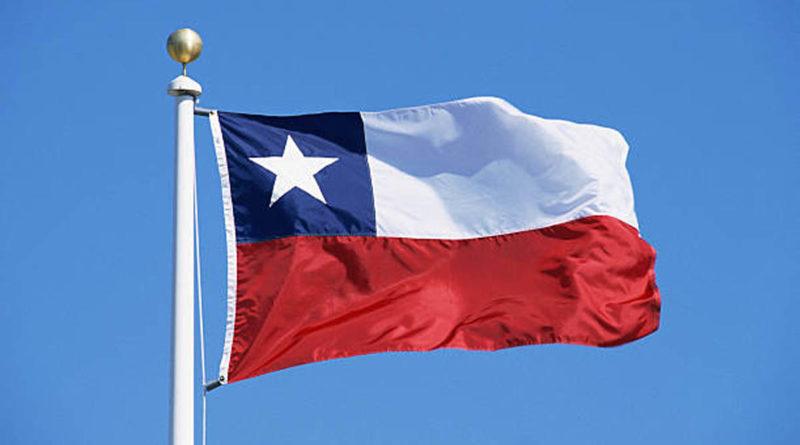 Bandera de la República de Chile