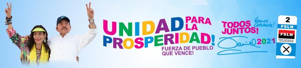 Todos Junto Daniel Ortega 2021