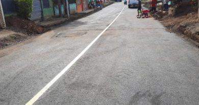 ALMA inaugura calles nuevas en barrio Carlos Fonseca de Managua