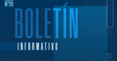 """Boletín Informativo semanal No. 19 """"Elecciones Libres 2021"""""""