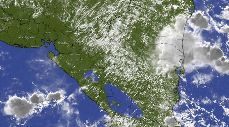 Clima en Nicaragua: ambiente caluroso y lluvias por la tarde