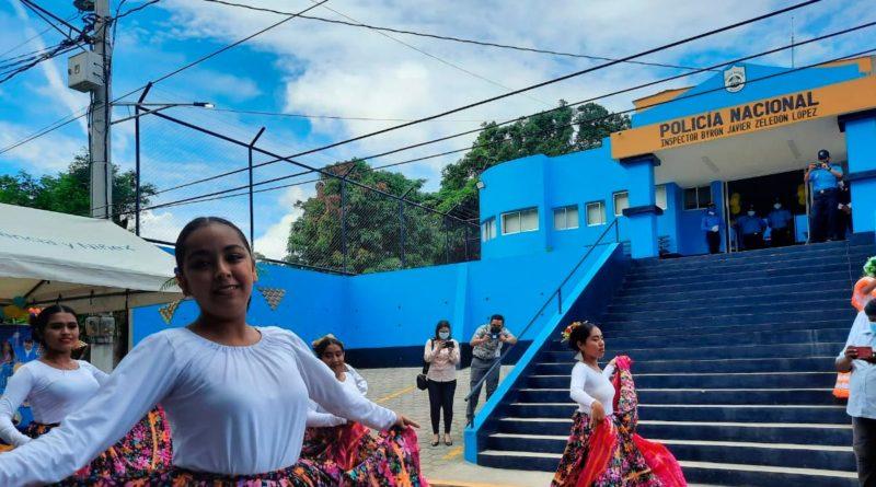 Nueva Comisaría de la Mujer y la Niñez en Diriomo, Granada