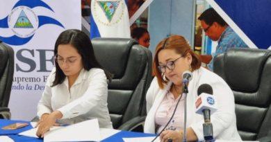 CSE y PDDH suscriben convenio de acompañamiento de cara a las Elecciones Generales 2021