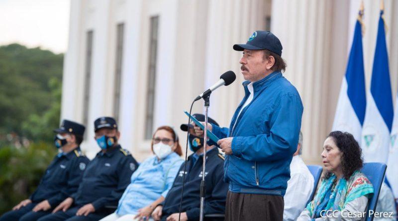 Comandante Daniel Ortega en Acto Central en Conmemoración del Bicentenario de la Independencia de Centroamérica