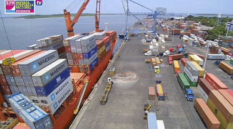 Empresa Portuaria Nacional presenta informe semanal de trabajo