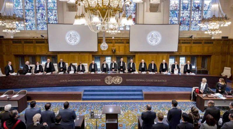 Corte Internacional de Justicia, La Haya