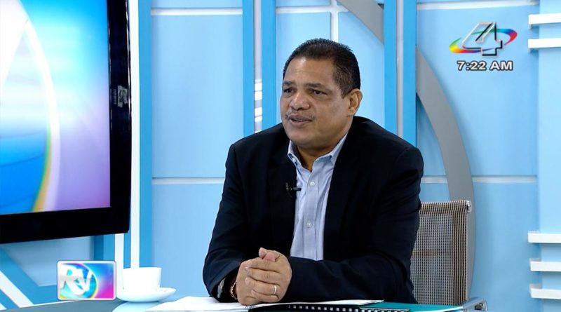 Ministro Iván Acosta en la Revista en Vivo, miércoles 22 de septiembre de 2021