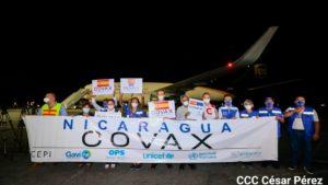 Nicaragua cuenta con nuevo lote de 499 mil 200 dosis de AstraZeneca