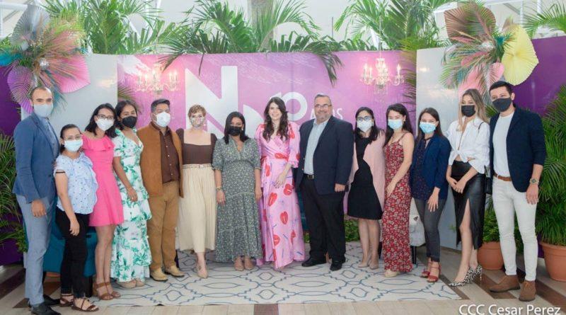 Lanzamiento oficial de Nicaragua Diseña 2021
