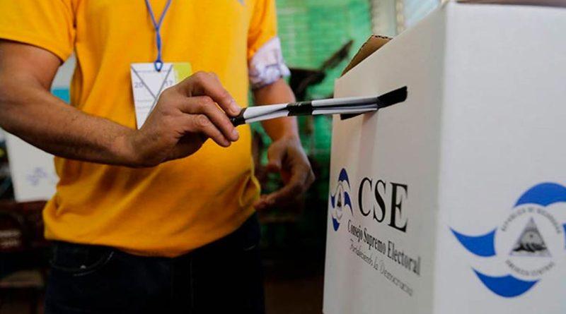 Nicaragua hacia las urnas