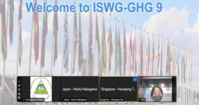 Reunión virtual sostenida con la Organización Marítima Internacional (OMI)