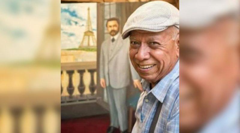 INC informa el tránsito a otro Plano de Vida del Maestro de las Artes Plásticas Arnoldo Guillen Rodríguez