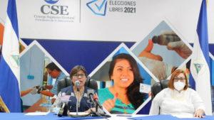 CSE y MINSA dan a conocer medidas sanitarias a cumplir durante la campaña electoral