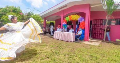 MINSA inaugura remodelación del Puesto de Salud en Nejapa