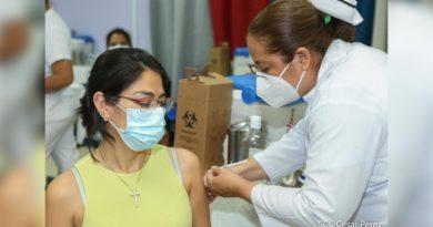 Estos son los puntos de vacunación contra la Covid-19 en Chontales y Managua