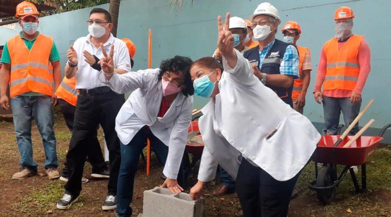 Inicia obras de remodelación del Centro Nacional de Dermatología