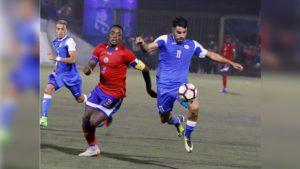 Selección Nicaragüense de Fútbol lista para enfrentar a Guatemala