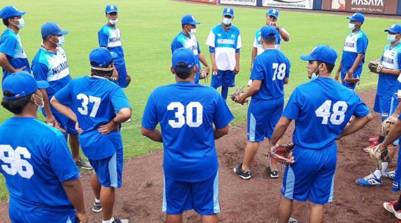 Selección de Béisbol U23 de Nicaragua