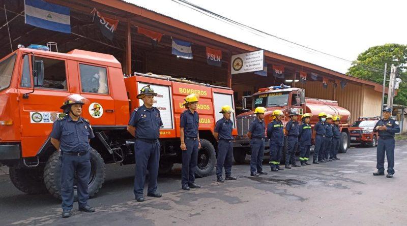 Envían nuevas unidades para inauguración de estación de bomberos en Telpaneca