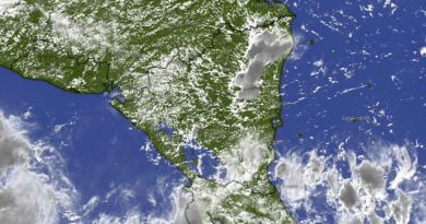 Imagen sobre el clima en Nicaragua