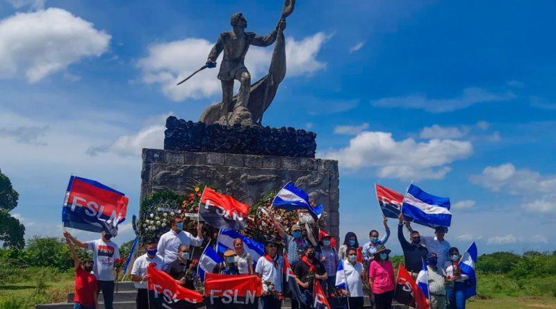 Instituciones del Estado visitan la hacienda San Jacinto emblema de soberanía y patriotismo nacional